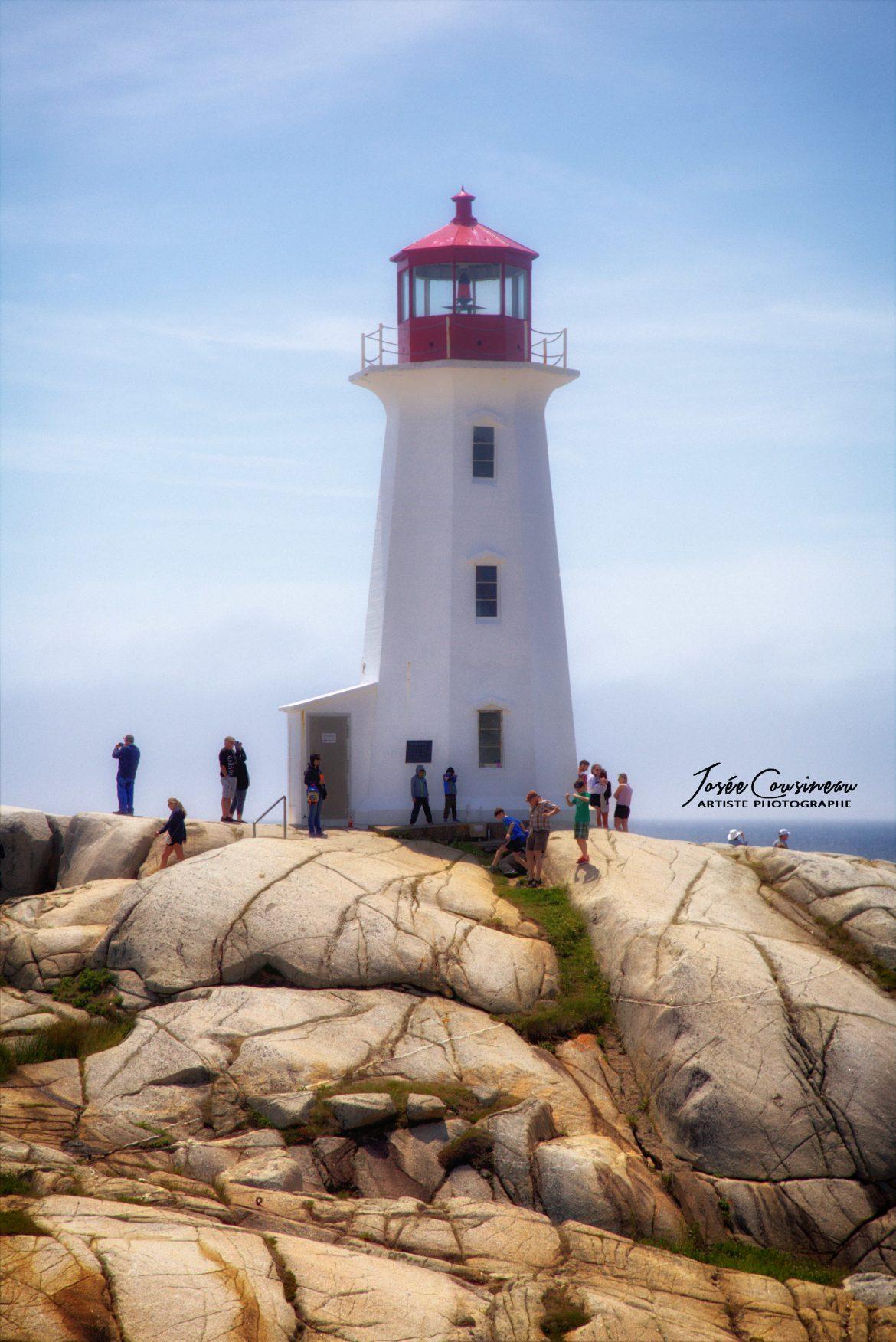 Ne quitte pas la Nouvelle-Écosse sans passer par Peggy's Cove