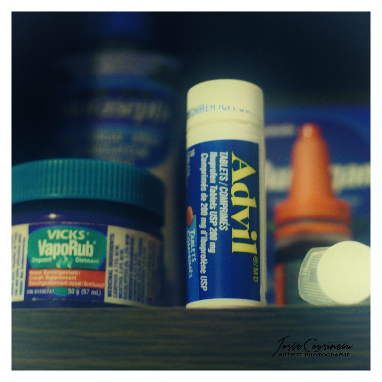 Désencombrement – Armoire à pharmacie