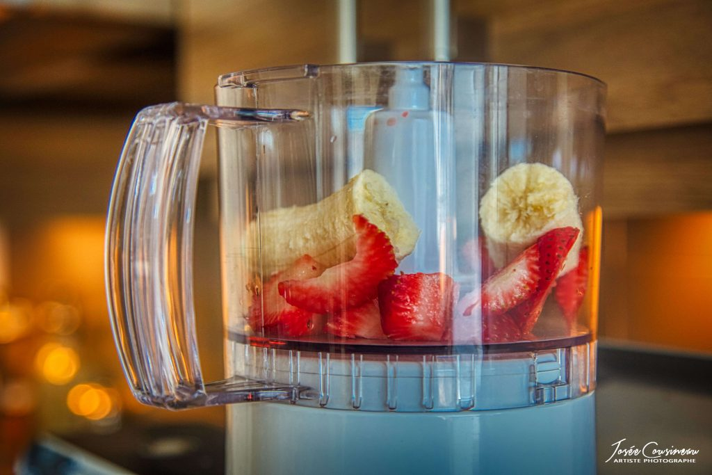 Smoothie bon au quotidien